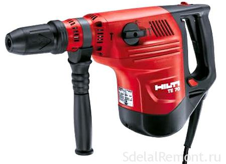 Hammer SDS MAX HILTI TE 70 photos