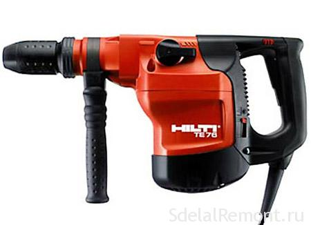 Kladivo SDS MAX Hilti TE 76 - ATC Photo