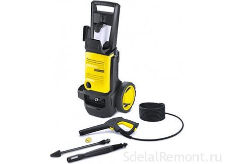 High Pressure Washer Karcher K 5.55 JUBILEE photos