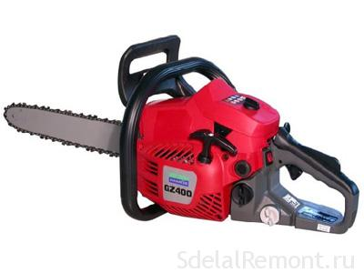 Chainsaw ZENOAH GZ400 photo