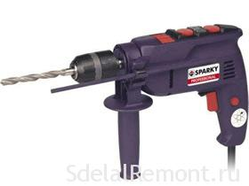 Impact Drill Sparky BUR 150CET photo