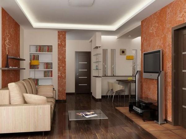 Как сделать обычную квартиру 6