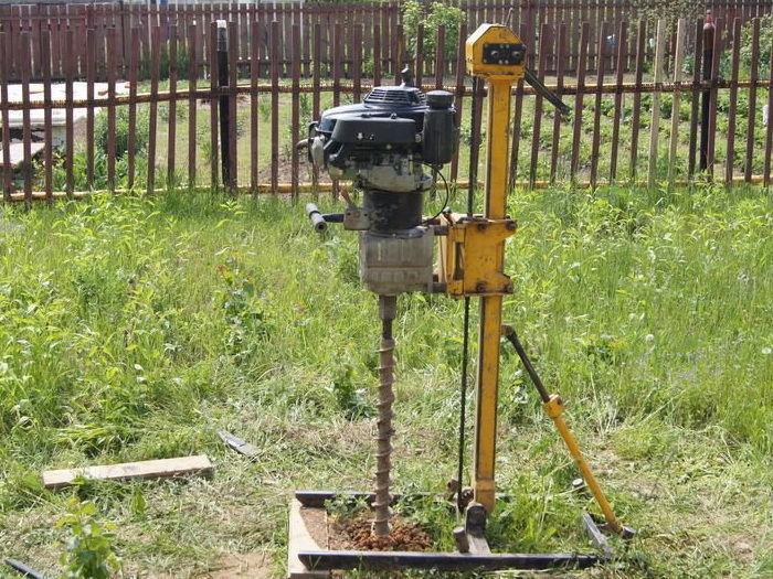 Оборудование для бурение скважины на воду своими руками