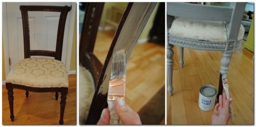 Как сделать стул жиже