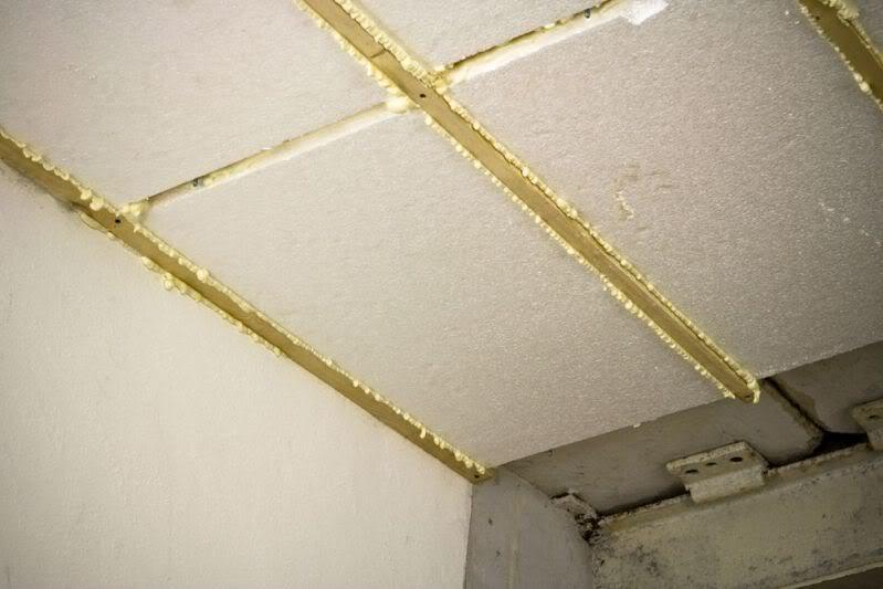 Утеплить деревянный потолок пенопластом своими руками 34