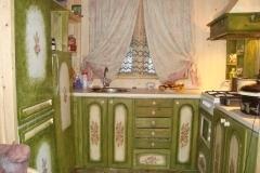 Чем покрасить старую кухню своими руками
