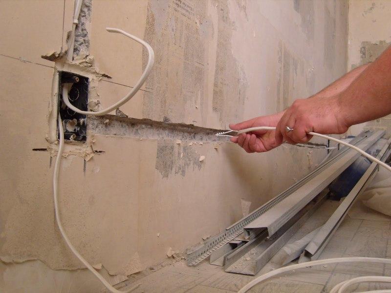 электропроводка в квартире своими руками видео автора: Новая