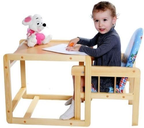 Столик и стульчики для детей своими руками 51