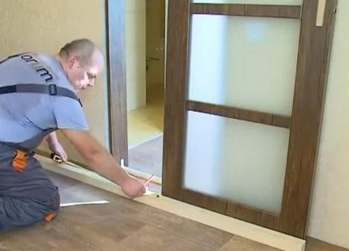 Установить дверь купе своими руками видео 41