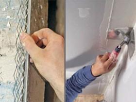 Как сделать стену гладкой и ровной