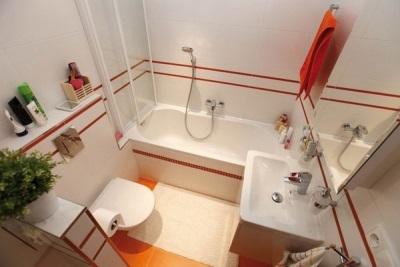 Дизайн ванной и туалета маленького размера