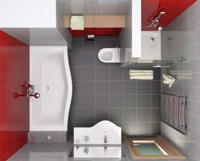 Сколько стоит дизайн проект ванной комнаты