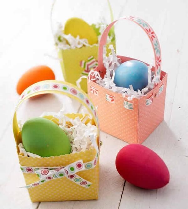 Как сделать коробку для яйца