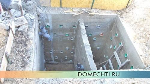Как изготовить железобетонную картофельную яму