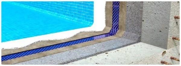 Материал для гидроизоляции бассейна изнутри своими руками