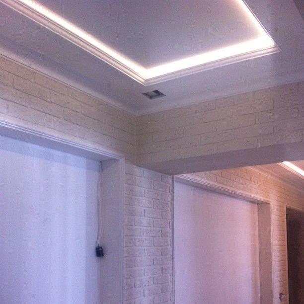 технология монтажа многоуревного потолка из гкл ёмкость, мощность