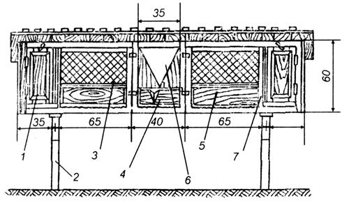 Маточник для кроликов своими руками чертеж 338