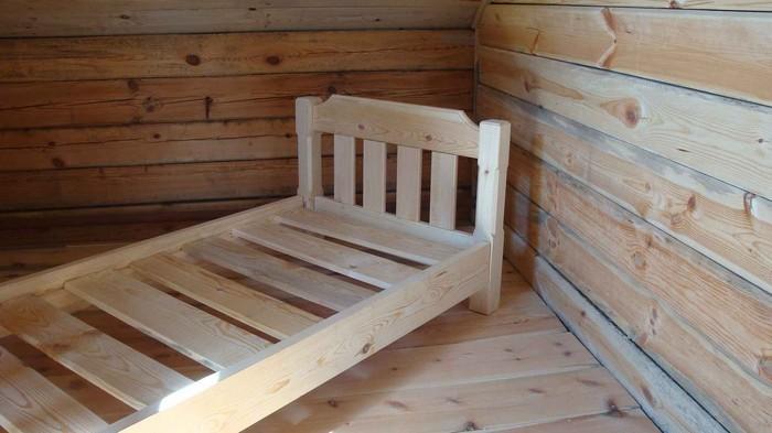 Деревянные кровати своими руками фото 71