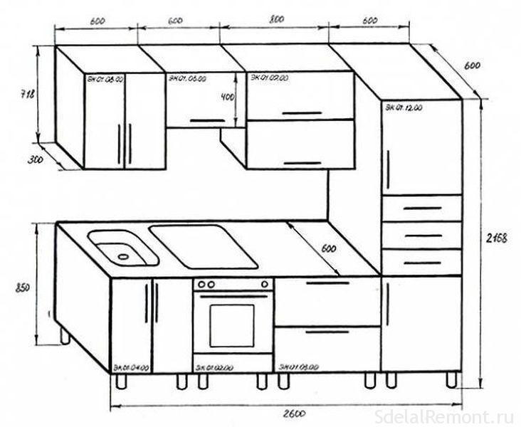 Мебель своими руками из дсп с чертежами 902