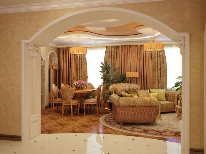 Ремонт квартиры арка 160