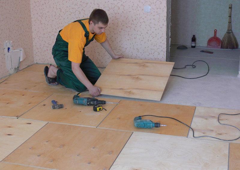 Укладка напольной плитки своими руками пошаговая инструкция