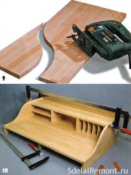 Как сделать ящик для лобзика своими руками 10