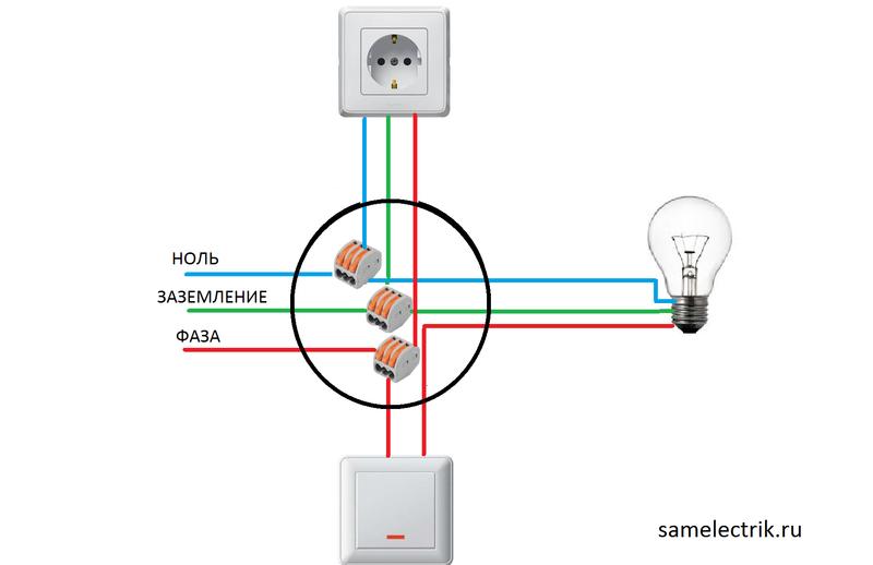 Как сделать выключатель выключить все 704