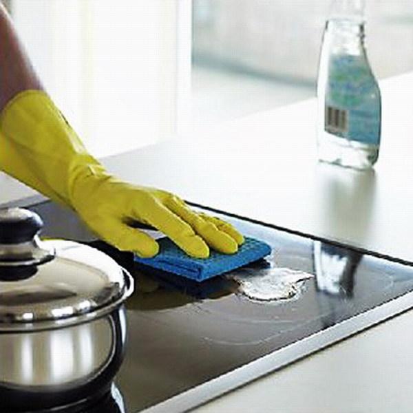 stove ceramic kitchen