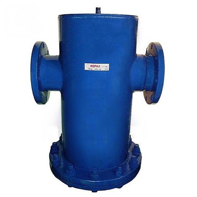 Грязевый фильтр для системы отопления